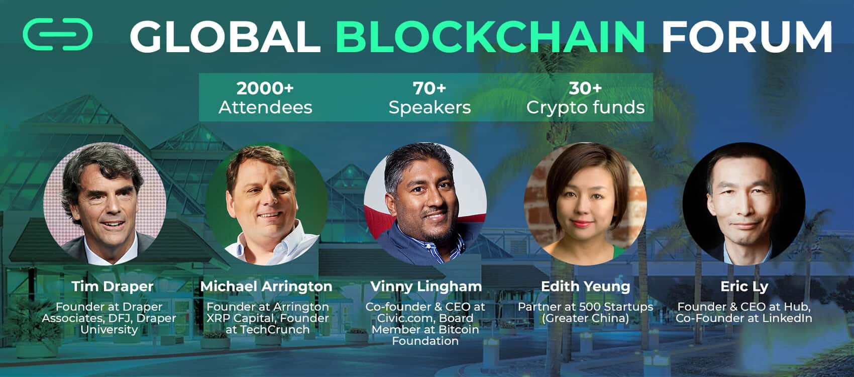 Applicature is a partner at the Global blockchain Forum
